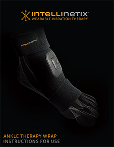 Thumbnail Ankle Wrap Instruction Booklet