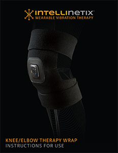 Thumbnail KneeElbow Wrap Instruction Booklet