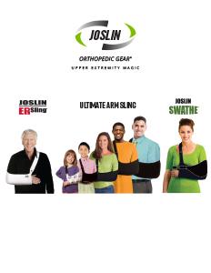Joslin_ProductLine_brochure