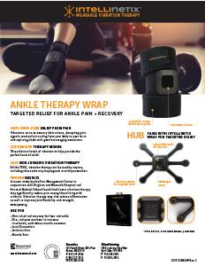 thumbnail of Intellinetix_AnkleTherapyWrap_sellsheet