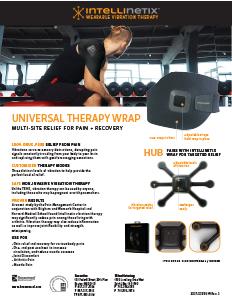 thumbnail of Intellinetix_UniversalTherapyWrap_sellsheet