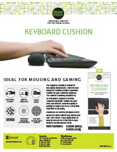 thumbnail of IMAK_Ergo_KeyboardCushion